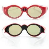 Buy cheap Popular durable pink color children DLP Link 3D Glasses For Home Theater / Small film theater from wholesalers