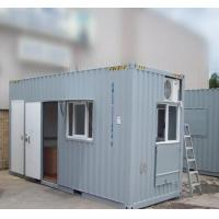 Buy cheap prefab engineered metal buildings modified shipping container house from wholesalers