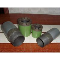 Buy cheap Diamond Drill Rod Casing Shoe Bit With High Efficiency Impregnated Diamond Casing from wholesalers