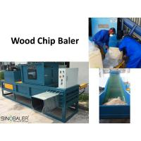 Buy cheap Wood Chip Baler Machine from wholesalers
