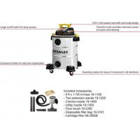 China Wet/Dry VAC SL18156 10gallon/40L 5.5HP Stainless Steel Stanley  disposable filter bag on sale