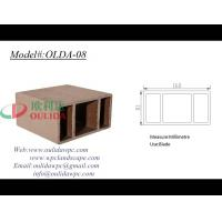 Buy cheap plastic lumber OLDA-08 160*80mm from wholesalers