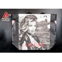 Buy cheap U Cut Non Woven Wine Bags , Nice Looking Non Woven Reusable Bags With Logo from wholesalers