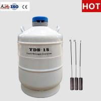 Buy cheap TianChi Liquid Nitrogen Storage Container 15L Aviation Aluminum Tank China Manufacturers from wholesalers