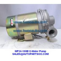 Buy cheap WP24-180B12 Concrete Mixer Vehicle Truck Car Wash Water Pumps 24V 180W from wholesalers