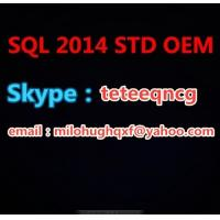 Buy cheap SQL 2014 STD OEM new version permanent activation from wholesalers