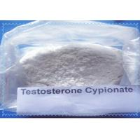 Buy cheap Testosterone Cypionate Men Testosterone Raw Powder Cypionate For Muscle Building CAS 58-20-8 from wholesalers