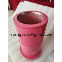 Buy cheap F1300/1600 mud pump nickel aluminium alloy liners from wholesalers