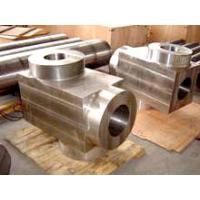 Buy cheap Hydraulic Press Forging Gas / Oil Machinery A350LF2 Forged Steel Valves ASTM product