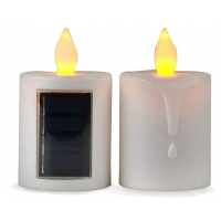 Buy cheap 0.72W Solar Led Candles from wholesalers