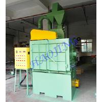 Buy cheap Shot Blast Track Machine For Mechanical Spring Surface Treatment from wholesalers