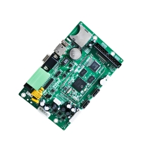 Buy cheap HDI Circuit Board 0.075mm Multilayer Rigid Flexible PCB from wholesalers