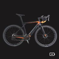 Buy cheap Disk Brakes Electric Assist Commuter Bike Max Speed < 30km/H Puncture Resistant Tires from wholesalers