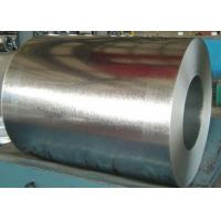 Buy cheap Customized JIS G3302 Hot Dip Galvanized Steel Strip With Minimized Spangle from wholesalers