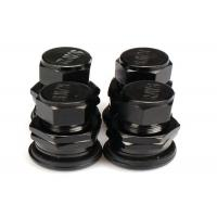 Buy cheap Black Chrome Valve Stem Caps , Car Tyre Valve Caps For Electric Vehicle from wholesalers