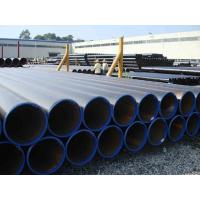 China High Frequency Welding ERW Steel Pipe API 5L GrB A106B A53B For Oil Delivery Pipe on sale