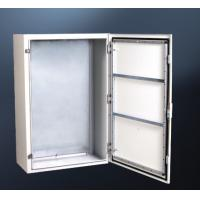 Buy cheap IP56 Protection Grade Aluminum Control Box Cold Rolled Steel Material product