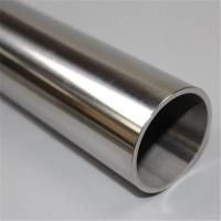 Buy cheap Decoration Stainless Steel 304 Tube , Stainless Steel Round Tube Mill from wholesalers