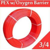Buy cheap 3 layer EVOH PEX tube with oxygen barrier from wholesalers