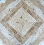 Buy cheap Non Slip Glazed Ceramic Floor Tile / Polished Porcelain Floor Tiles For Hotel from wholesalers