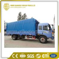 Buy cheap High Strength Construction Tarp Truck Cover from wholesalers