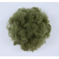 Buy cheap Reliable PET Staple Fiber 3D*32MM Superfine Microfiber Antipilling And Anti Napping from wholesalers