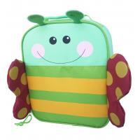 Buy cheap School Kids Lightweight Shoulder Bag Snack Packs Bee Shaped 600D product