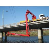 Buy cheap 16m Bucket under  Bridge Access Equipment  Bridge Inspection units DONGFENG chassis  6 × 4 drive mode product