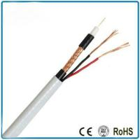 Buy cheap CCTV Cable Rg59 Siamese cable power cable +2c from wholesalers