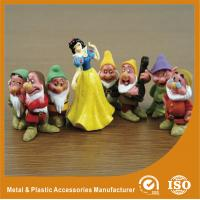 Buy cheap Snow White Princess And The Seven Dwarfs Small small people figures OEM miniature plastic people from wholesalers