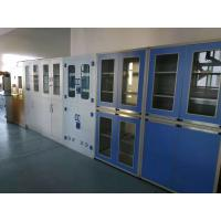 Buy cheap Chemical Laboratory Steel Cabinet With Glass Door Storage Cabinet Used For Hospital from wholesalers