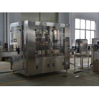 Buy cheap Automatic Glass Bottle 3 in 1 Wine Filling Machine Line for Beer Wine Red Wine from wholesalers