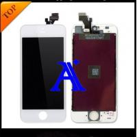 Buy cheap OEM lcd for iphone 5 lcd display screen replacement, for white iphone 5 cell phone screen repair from wholesalers