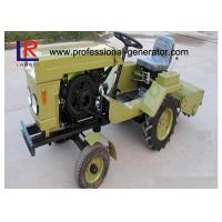 Buy cheap 12HP 15HP 18HP 20HP Mini Walking Tractor Tillers And Cultivators Four Wheels 2400 RPM product