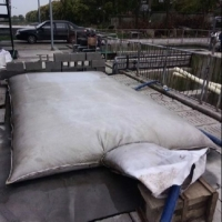 Buy cheap Needle Punch Geotextile Silt Geo Bags For Dewatering from wholesalers