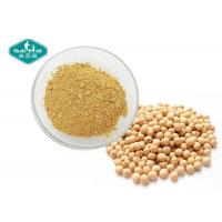 Buy cheap Soybean Natural Botanical Extracts / Organic Herbal Extracts For Women Health from wholesalers