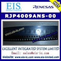 Buy cheap RJP4009ANS-00 - RENESAS - Nch IGBT for Strobe Flash - Email: sales009@eis-ic.com from wholesalers