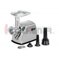 Buy cheap Heavy Duty Meat Grinder Chicken BonesMachine With Sausage Stuffer And W/ 3 Cutting Plates from wholesalers
