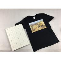 Buy cheap 3G JET Opaque Dark T Shirt Sublimation Paper A4 Size 100 Sheets Good Transfer Rate from wholesalers