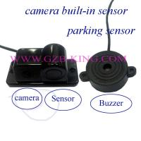 Buy cheap camera built-in sensor( 2 in 1) rear view parking sensor system with buzzer product