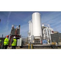 Buy cheap 99.7% Purity Nitrogen Oxygen Liquid Air Separation Unit Plant Skid Mounted from wholesalers