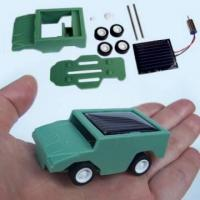 Buy cheap Mini Solar Car -Hummer from wholesalers