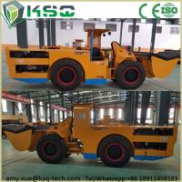 Buy cheap 1CBM Load Haul Dump Machine Underground Mine Equipments for Mining and Tunneling from wholesalers