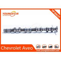 Buy cheap 2010 Chevrolet Aveo Camshaft 55568389 55561747 1.6l ISO 9001 / TS 16949 from wholesalers