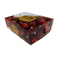 Buy cheap Handmade E Flute Corrugated Paper Box , Children Toy Boxes With Square Shape product