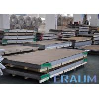 Buy cheap ASTM B575 / ASME SB575 Alloy C276 Nickel Alloy Plate / Nickel Alloy Sheet from wholesalers
