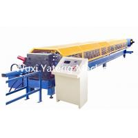 Buy cheap Galvanized Steel Round / Square Gutter Roll Forming Machine For Rain Spout from wholesalers