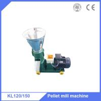 Buy cheap Biomass pellet granulator mills machine with high uniform pellets from wholesalers