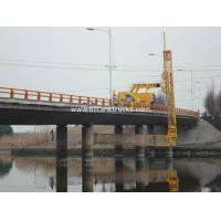Buy cheap National V 15+2m Aluminum Under Bridge Platform Truck Span Width 2.5 Meters from wholesalers