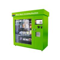 Buy cheap University / Airport / Bus Station Vending Machine Rental Kiosk 100 - 240V Working Voltage from wholesalers